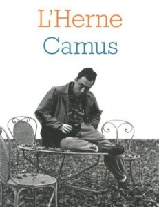 l'herne 2013 consacré à Camus (Source : Amazon.fr)