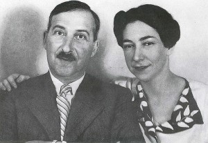 Stefan & Lotte Zweig. Photo by University of Salford (credit: Acervo CSZ). Flickr.com.CC BY-SA 2.0