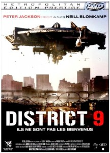 District 9 (source : Amazon.fr).