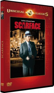 DVD - Scarface / H. Hawks (source : Amazon.fr).