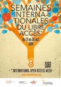 Open Access Week - Semaine de l'Open Access