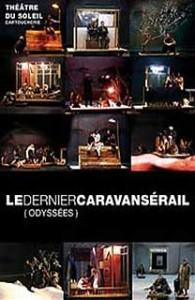 """Jaquette du DVD """"Le dernier Caravansérail"""""""