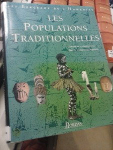 Populations traditionnelles