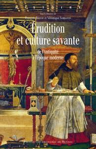 Érudition et culture savante