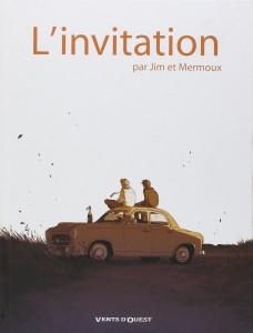 L'Invitation / Jim & Mermoux (éditions Vents d'Ouest). Source : Amazon.fr