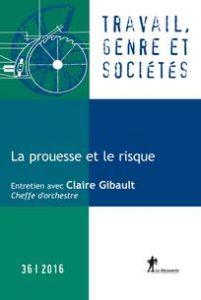 """Revue """"Travail, genre et société"""""""
