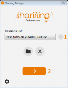 Shariiing by Immersion
