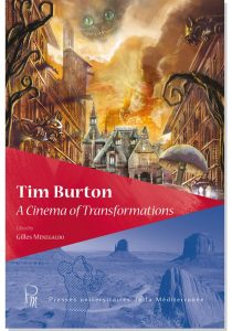 "Couverture de ""Tim Burton: a cinema of transformation"""