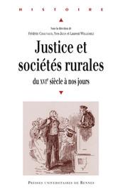 justice sociétés rurales