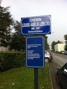 Rue Louise-Amélie Leblois