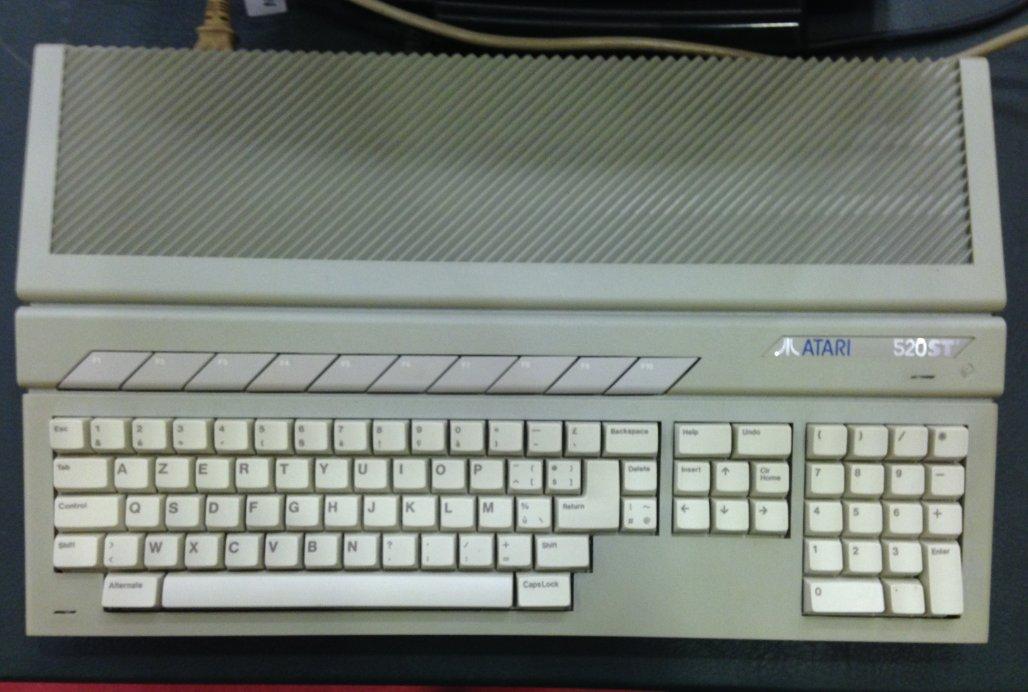 Atari 520 ST, 1985