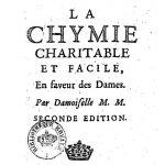 Chymie charitable et facile, Marie Meurdrac