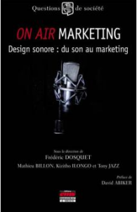Couverture On air marketing