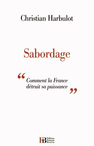 couverture Sabordage