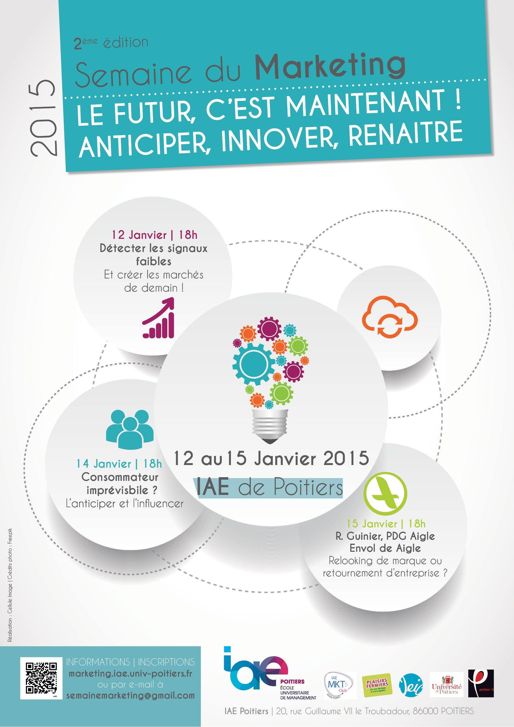 Semaine du Marketing 2015