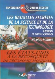 Les batailles secrètes de la science et de la technologie